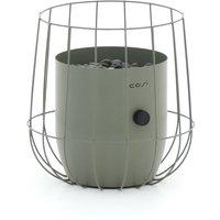 Cosiscoop Basket gaslantaarn Ø26cm (h: 31cm) - Laagste prijsgarantie!