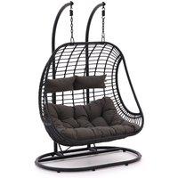 Forza Torello hangstoel 2-persoons - Laagste prijsgarantie!