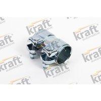 Rohrverbinder, Abgasanlage | Kraft Automotive, Durchmesser: 46 mm, Rohrverbinder: Doppelschelle