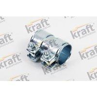 Rohrverbinder, Abgasanlage | Kraft Automotive, Durchmesser: 50 mm, Rohrverbinder: Doppelschelle