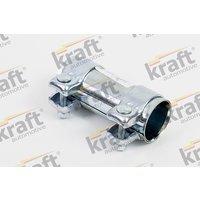 Rohrverbinder, Abgasanlage | Kraft Automotive, Durchmesser: 43 mm, Rohrverbinder: Doppelschelle