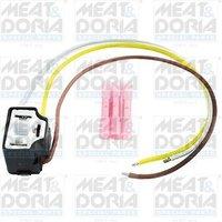 Kabelreparatursatz, Hauptscheinwerfer | Meat & Doria, Anzahl der Leitungen: 3, Kabelquerschnitt: 0,75 mm² Leiteranzahl: 3