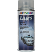 Cars Rallye-Klarlack Matt (400 Ml) | Presto