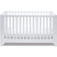 Silver Cross Notting Hill Cot Bed-White (New)
