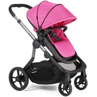 iCandy Orange Pushchair and Carrycot-Pop (New)