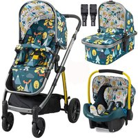 Cosatto Wow Travel System Bundle-Fox Tale (New 2018) - Port Gifts