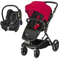 Safety 1st Kokoon 2in1 Travel System-Black and Red Clearance (NEW)