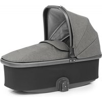 Babystyle Oyster 3 City Grey Finish Carrycot-Mercury