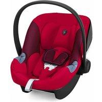 Cybex Aton M I-Size Group 0+ Ferrari Car Seat-Racing Red