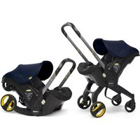 Doona Infant Car Seat Stroller-Royal Blue + FREE Raincover Worth £24.99!