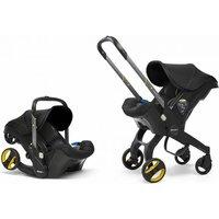 Doona Infant Car Seat Stroller-Nitro Black + FREE Raincover Worth £24.99!