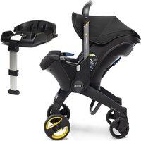 Doona Infant Car Seat Stroller With ISOFIX Base-Nitro Black (New 2019)