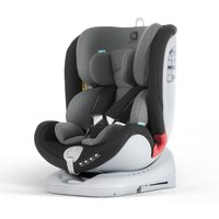 Apramo All Stage Group 0+/1/2/3 Car Seat-Midnight Black