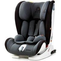 Apramo Eros Group 1/2/3 Car Seat-Midnight Black