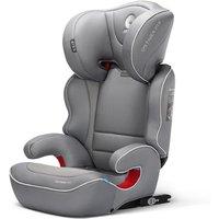 Apramo Ostara Fix Group 2/3 Car Seat-Steel Grey
