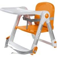 Apramo Flippa Dining Booster Seat-Orange