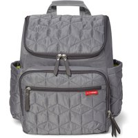 Skip Hop Forma Changing Backpack-Grey