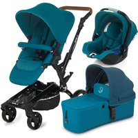 Jane Rider + Micro + Koos iSize Travel System-Beryl (T33)