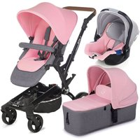 Jane Rider + Micro + Koos iSize Travel System-Swan (T320)