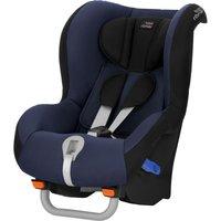 Britax Max Way Black Series Car Seat-Moonlight Blue