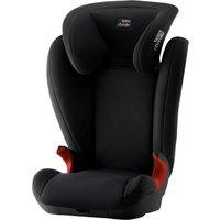 Britax Kidfix II Black Series Group 2/3 Car Seat-Cosmos Black (New)