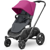 Quinny Hubb Graphite Frame Shopping Stroller-Pink/Graphite - Shopping Gifts
