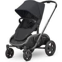 Quinny Hubb Graphite Frame Shopping Stroller-Black/Black - Shopping Gifts