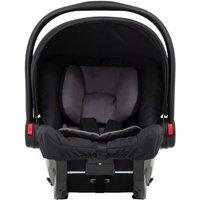 Graco Snug Essentials i-Size Car Seat-Midnight Black
