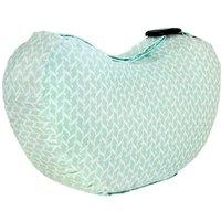 Bebe Au Lait Complete Cotton Nursing Pillow-Agave - Nursing Gifts