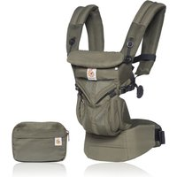 Ergobaby Omni 360 Cool Air Mesh Baby Carrier-Khaki Green - Cool Gifts