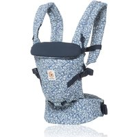 Ergobaby Original Adapt Baby Carrier-Batik Indigo - Indigo Gifts