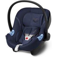 Cybex Aton M Group 0+ Car Seat-Denim Blue
