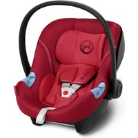 Cybex Aton M Group 0+ Car Seat-Rebel Red