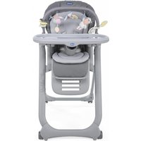 Chicco Polly Magic Relax Highchair-Graphite