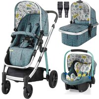 Cosatto Wow Travel System Bundle-Fjord
