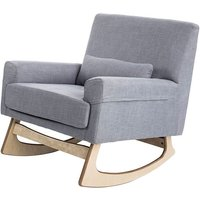 Gaia Serena Rocking/Feeding Chair-Dove
