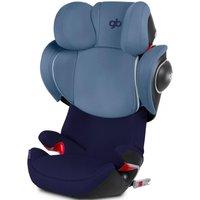 gb Elian-Fix Group 2/3 Car Seat-Sapphire Blue