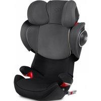 gb Elian-Fix Group 2/3 Car Seat-Silver Fox Grey