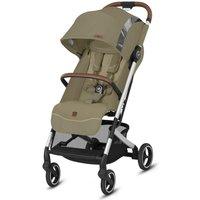 gb Qbit+ All City Fashion Edition Stroller-Vanilla Beige - Fashion Gifts