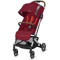 gb Qbit+ All City Fashion Edition Stroller-Rose Red - Fashion Gifts