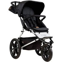 Mountain Buggy Terrain Stroller-Onyx + Free Fleece Blanket Worth £19.99! - Blanket Gifts