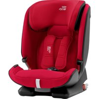 Britax Advansafix IV M Car Seat-Fire Red