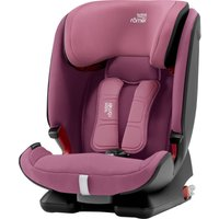 Britax Advansafix IV M Car Seat-Wine Rose
