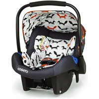 Cosatto Port 0+ Car Seat-Charcoal Mister Fox - Port Gifts