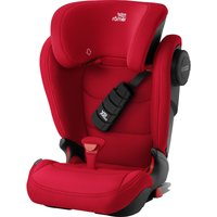 Britax Kidfix III S Group 2/3 Car Seat-Fire Red - Red Gifts