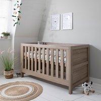 Tutti Bambini Modena Cot Bed-Oak - Furniture Gifts