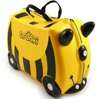 Trunki Bernard Bee Child's Ride-On Suitcase -Yellow - Yellow Gifts