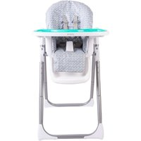 Red Kite Feed Me Deli Hi Lo Chair-Peppermint Trail (2020) - Red Gifts