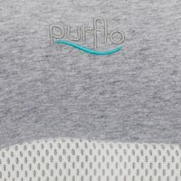 Additional Cover for Purflo Breathable Nest-Marl Grey