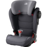 Britax Kidfix III M Group 2/3 Car Seat With Free Summer Cover & Organiser-Storm Grey - Summer Gifts